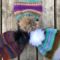 Rachel Beanie - Free Crochet Pattern!