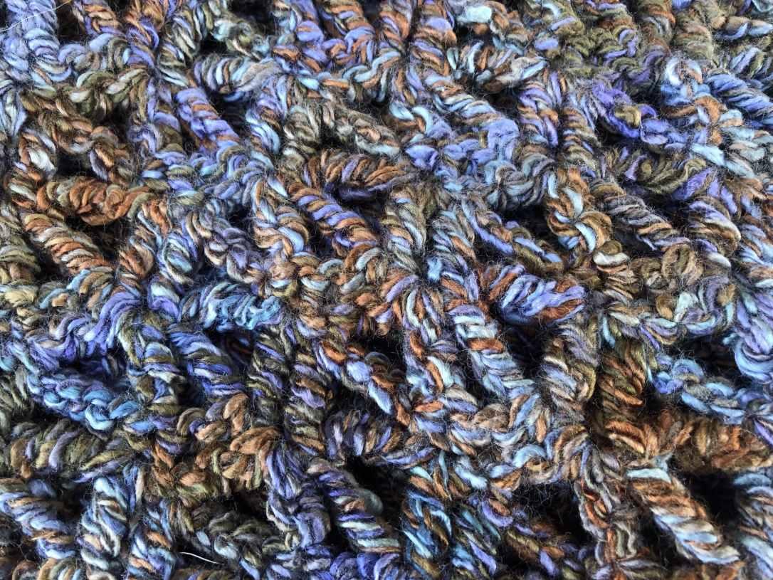 Easy Crochet Cowl2