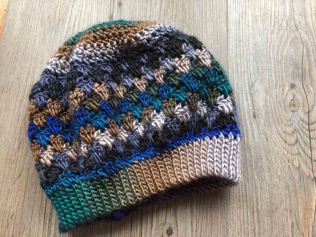 Granny Spike Stitch