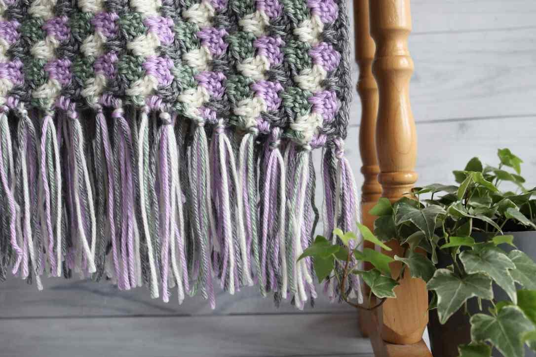Granny Spike Blanket 2