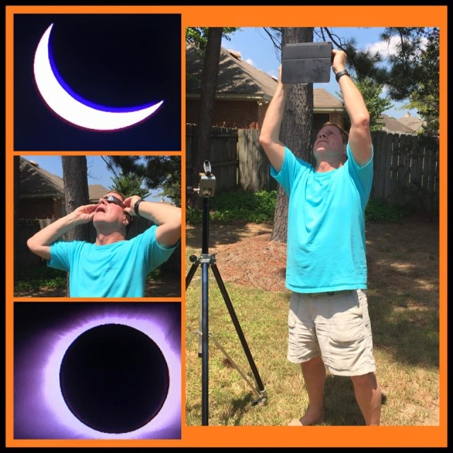 Eclipse 2017 Viewing in Montgomery (91%)