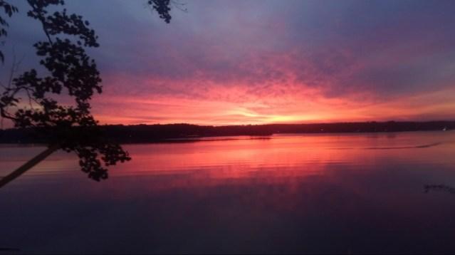 Sunrise – Lake Jordan