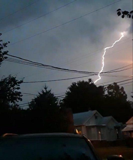 Lightning – Prattville