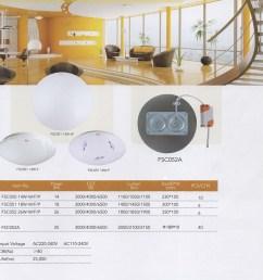 fsi led lighting [ 1046 x 1074 Pixel ]