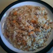 God's own dish: tuna ramen