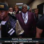 u may be pronouncing mayweather wrong
