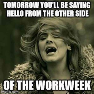adele-meme-text-tomorrow-you'll-be-saying-hello-from-the-other-side-of-the-workweek-vocabulario-en-inglés