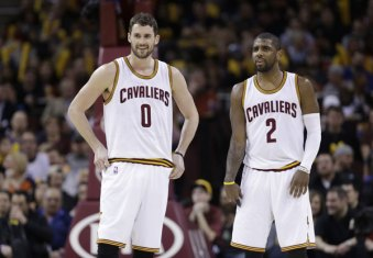 kevin love kyrie irving silver lining