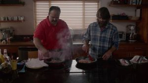 last man on earth bacon