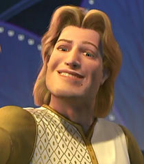 the shrek version of prince charming