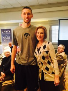 uthoff & fiorina at the university of iowa