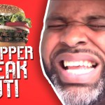 freak outs & freaks from house of cards, burger king & disco
