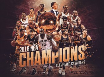 cleveland cavaliers 2016 nba champs