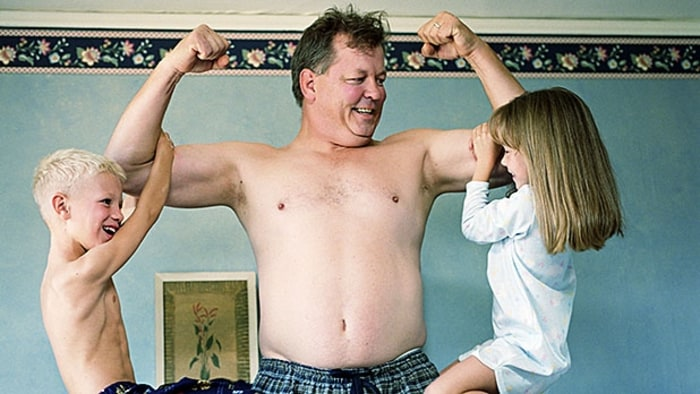 dad bod: body shaming our fathers?