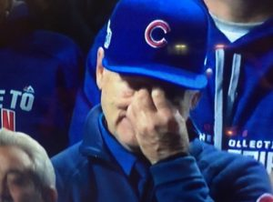 bill murray brought to tears watching cubs in world series