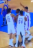 steven adams roughhousing with former teammate kevin durant