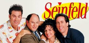 jerry seinfeld and the supporting cast of seinfeld