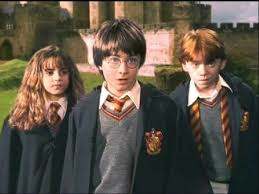 harry potter and his sidekicks hermione granger and ron weasley