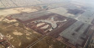 the incomplete texcoco airport