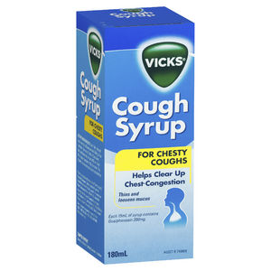 vicks cough syrup