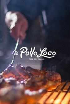 el pollo loco fire grillied chicken--tagline
