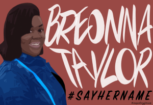 painting-of-breonna-taylor-#blacklivesmatter-vocabulario-en-inglés