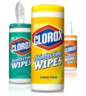 wipes to wipe with