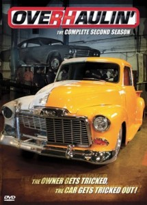 overhaulin' was a reality show about fixing up cars