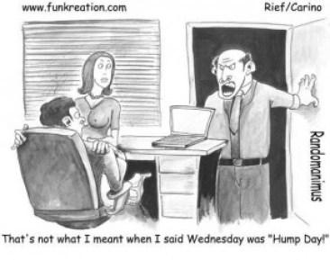hump day comic