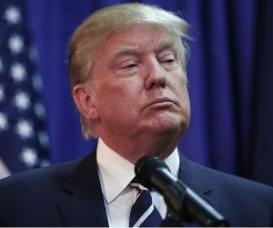 trump world is burning