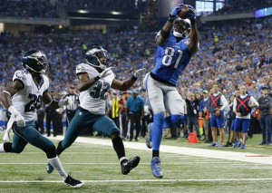 calvin johnson thanksgiving