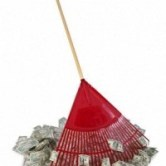 raking in a bunch of money snub