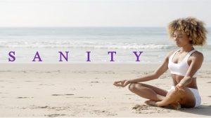 finding sanity through meditation