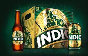 12 box of indio beer