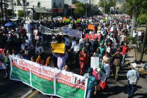 marching in guadalajara