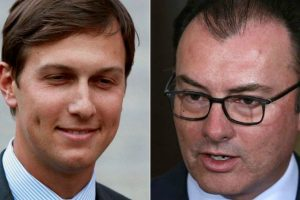 jared kushner and luis videgaray