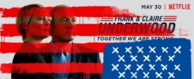 frank & claire underwood season 5