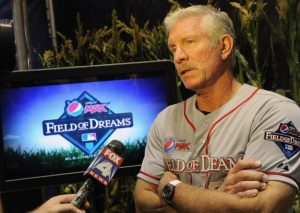 mike schmidt at the field of dreams