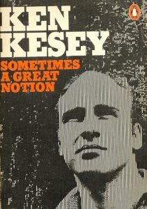 the cover of sometimes a great notion
