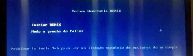 Remix de Fedora 16