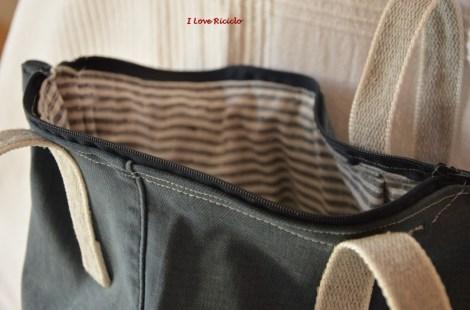 borsa con manici di serranta interno