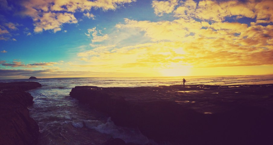 Muriwai Beach, Auckland. Taken by iPhone 5s