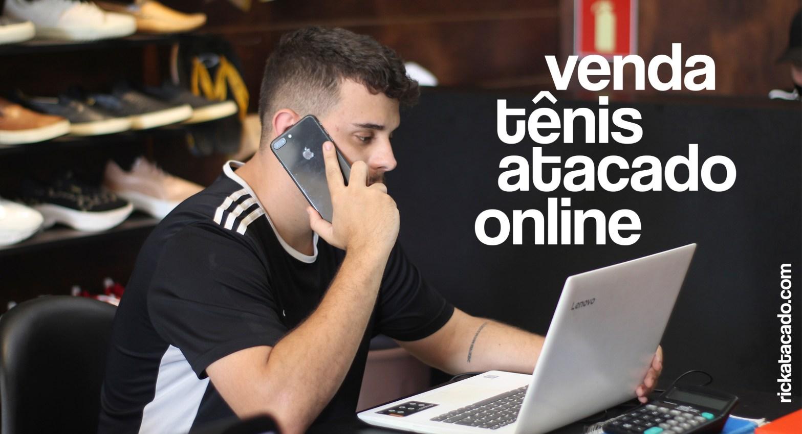 vender tênis online
