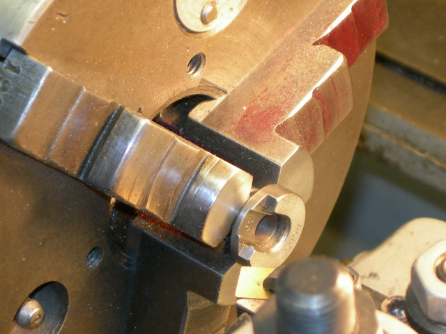 Cutting Shell Holder