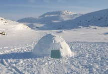Alaska Igloo