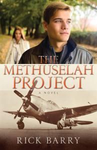 Methuselah Project - Novel