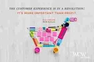5 Cultural Habits of Customer Driven Companies by Rick Conlow