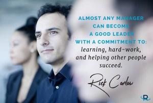 The Succeeding as a Leader Webinars: Enroll Today!