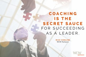 Focus on Coaching to Improve Team Performance