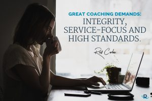 The Power of High Performance Coaching